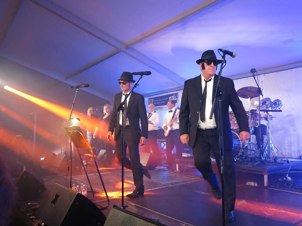 Blues Brothers Live band - bookable event space at swavesey windmill
