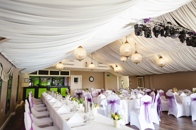 Swavesey Windmill indoor Wedding Reception