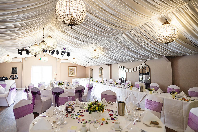 Indoor Wedding reception venue - swavesey windmill