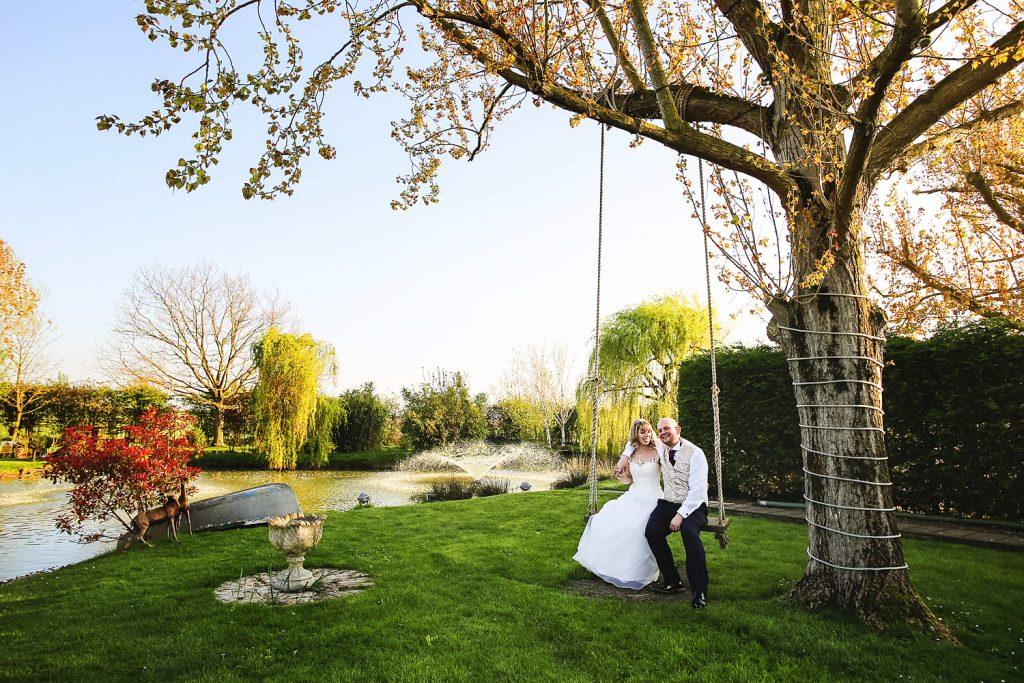 Swavesey Windmill Gardens - Outdoor wedding