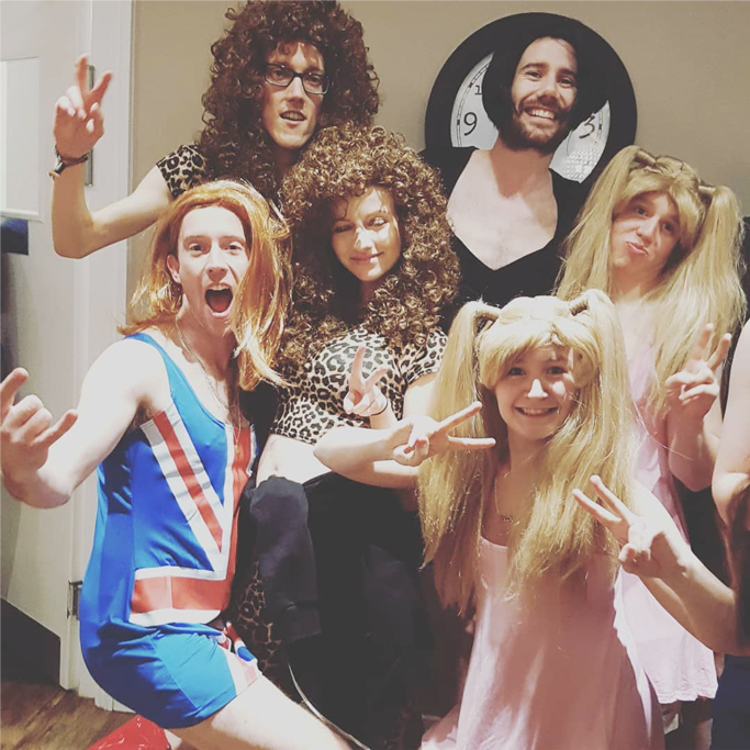 Fancy Dress Music Quiz at Swavesey Windmill - Events venue