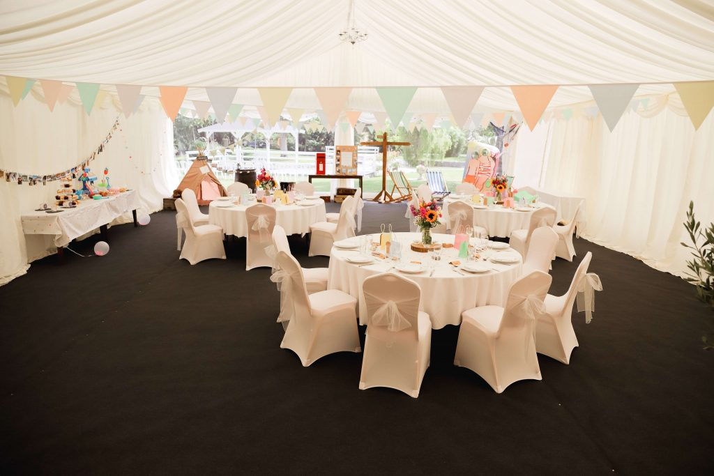 swavesey windmill - marquee receptions